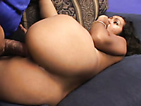 Sexy Indian milf poked hard in her sweet shaved pussy