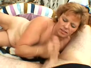 Blow job mature woman