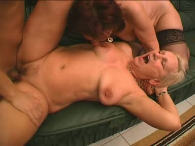 Mature ffm threesome fuck