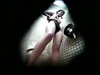 My hidden cameras in women's locker room caught many chicks