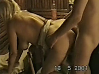 Invited my friend for an amateur threesome sex with my wife
