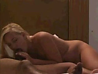 My sexually charged girlfriend looks hot in reverse cowgirl position