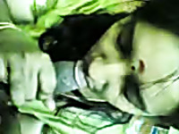 Homemade sex tape form my Indian friend - wife gives head