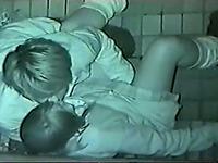 Amateur teen gets her pussy banged deep in hidden cam vid