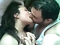 Amazing action with my Turkish married neighbor milf lady