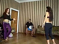 My bootyful GF can belly dance and I could watch her dance all day long
