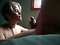 Hot blonde girlfriend begs me to cum all over her face