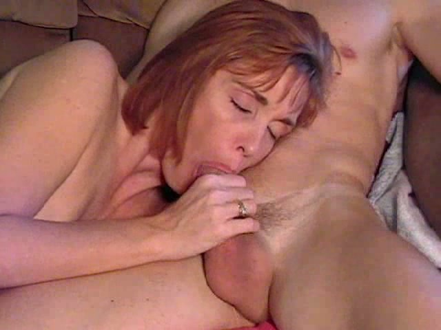 hot redhead mom naked
