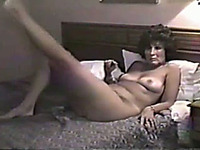 Horny mature wife is in love with my thick black cock