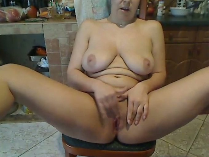 KRISTY: My wife loves to masturbate