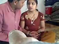Lusty Indian lady with great shapes gets nailed on the floor