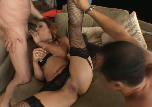 Slut wife gangbanged