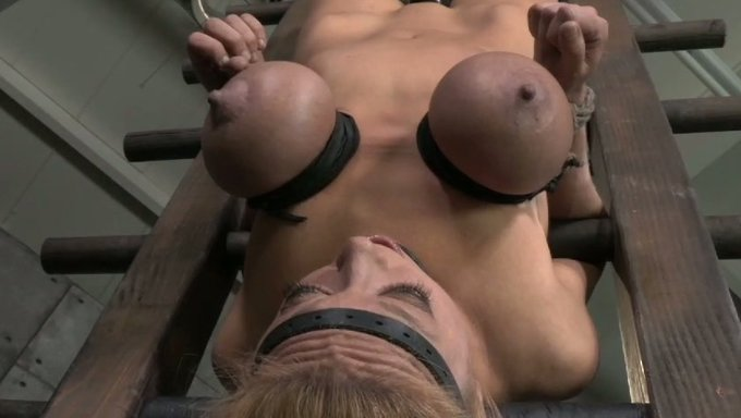 Hanging Upside Down Submissive Blonde Nympho Face Fucked Rough - Mylustcom-4201