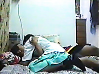 Amateur homemade porn vid of Chinese couple will make you hard