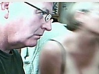 Two mature people on webcam are so wild and freaky