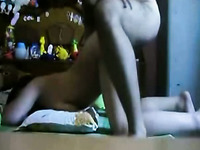 Big bottomed alluring amateur Indian wifey gets hammered doggy style