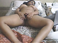 Sweet amateur busty Indian wife who makes her hubby happy