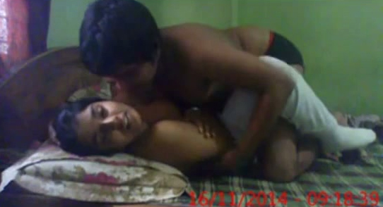 Lovely Missionary Style Teen Sex Of An Indian College -2613