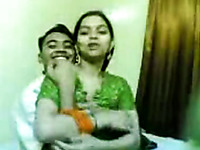 Cute and hot Desi girl is gettingseduced for groupsex