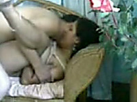 Plump all natural amateur Desi wifey gets poked missionary style