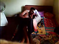 Lovely Indian teen chick cheats on her boyfriend for the first time