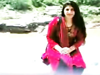 Adorable and sexy amateur Pakistani wife undresses on cam