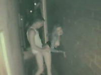 Cocky friend gets laid with drunk party slut at the night club