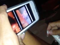 My girlfriend loves watching video where I cum