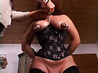 Check out some hardcore amateur BDSM video of my granny