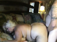 Skinny chicks have no appeal to me and my BBW wife is so good in bed