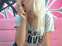 Hot blonde big tits round asses