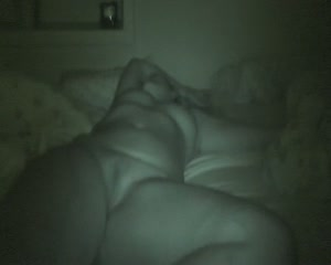 Filming wife naked