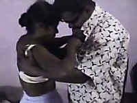 Seducing my Indian wife for sex and giving her my cock