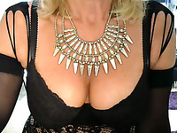 Hot MILF with big tits is what you can expect to find in this video