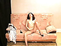 That is my wife's hungry and kinky solo show on the living room couch