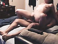 Torrid quite buxom amateur brunette wife of my buddy prefers doggyfuck