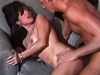 Gorgeous and wild classic white milfs getting fucked hard
