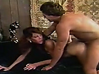 Gorgeous and hot redhead milf fucked hard in doggy style position