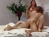 Amazing vintage porn compilation with all natural white chicks