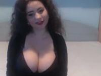 Big tits chubby webcam girl dildo fuck masturbating hard