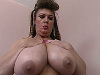 This pleasure seeking webcam slut shows off her mega tits as much as possible