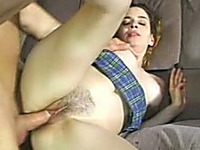 You gotta love a chick that loves hardcore sex and this slut is a DP queen