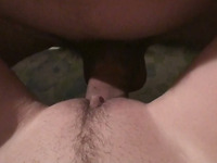 Boyfriend with tiny dick pleases his Russian girlfriend