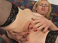 She's nothing but a cock loving slut and her dick riding game is on point
