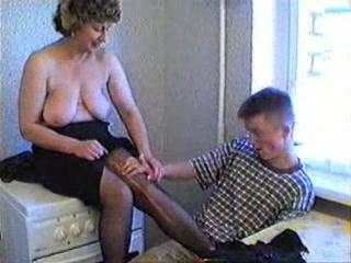 Granny seduction videos