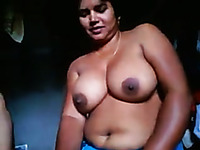 My Indian wife's tits are titterific indeed and she loves my cock