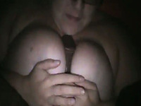 My big breasted GF loves titty fucking when she's in a certain mood