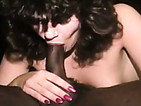 My wife is an oral overdose queen and she loves sucking my big black cock