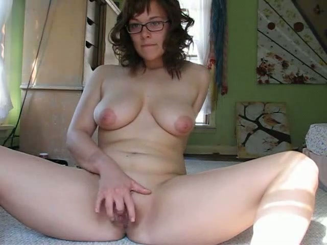 Webcams 2014 nerdy chick with huge tits rides dildo - 2 10