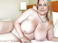 Can't stop jacking off to this hot compilation of big boobed amateur hotties